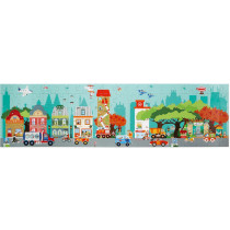 Scratch 100 Piece Puzzle - City Life