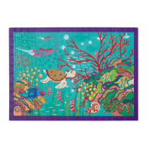 Scratch Puzzle 200 Piece Coral Reef