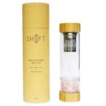 Shift Rose Quartz Gem Essence Bottle