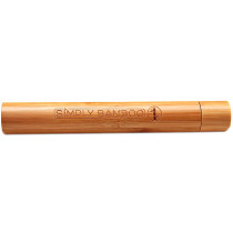Simply Bamboo Toothbrush Travel Case