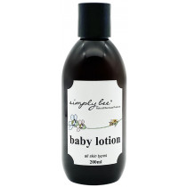 Simply Bee Baby Lotion