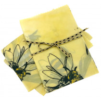 Simply Bee Beeswax Wraps 2 Pack