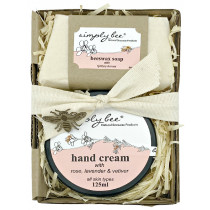 Simply Bee Duo - Hand Cream & Honey Soap