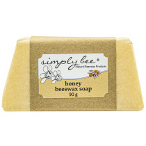 Simply Bee Honey Beeswax Soap