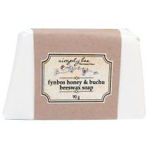 Simply Bee Honey & Buchu Beeswax Soap