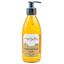 Simply Bee Honey Hand & Body Wash