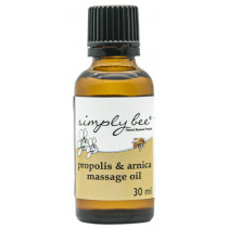 Simply Bee Propolis & Arnica Massage Oil