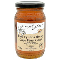 Simply Bee Raw Honey