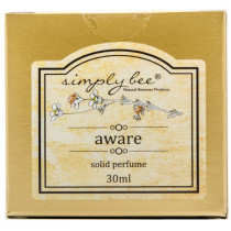 Simply Bee Solid Perfume - Aware