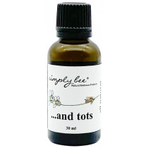 Simply Bee Tots Massage Oil