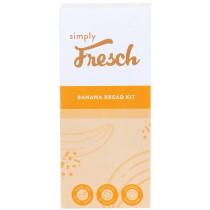 Simply Fresch Banana Bread Kit