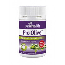 Good Health Olive Leaf 25000