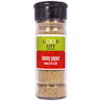 Good Life Organic Spice Blend Lemony Pepper