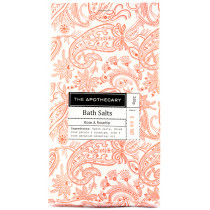 The Apothecary Rose Garden Bath Salts