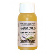 Coconut Collection Face Oil with Lavender & Rosemary