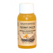Coconut Collection Face Oil with Orange Blossom