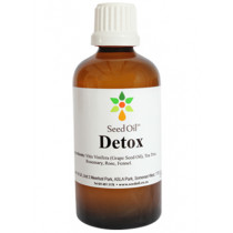 Seed Oil Detox Massage Oil