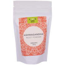 Good Life Organic Ashwagandha (Winter Cherry)