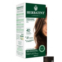 Herbatint Hair Colours - 4D Golden Chestnut
