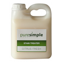 Pure Simple Stain Treater - Citrus Fresh Liquid