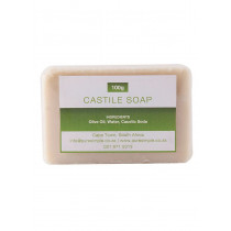 Pure Simple Castile Soap Bar (Fragrance Free)