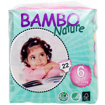 Bambo Nature XL Plus Disposables (16-30kg)