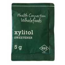 Health Connection Xylitol Natural Sweetener Sachets