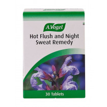 A Vogel Hot Flush & Night Sweat Remedy