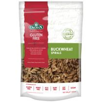 Orgran Buckwheat Spirals