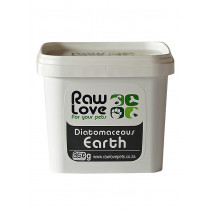 Raw Love Diatomaceous Earth