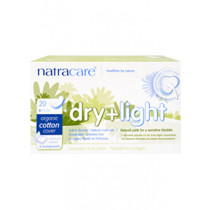 Natracare Organic Cotton Incontinence Pads (20)