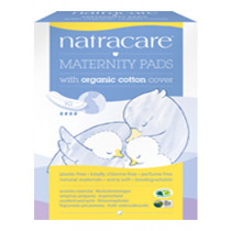 Natracare Organic Cotton Maternity Pads (10)