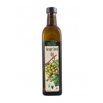TrueFood - Cold Pressed Grapeseed Oil