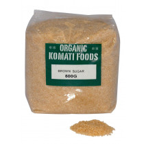Komati Organic Brown Sugar