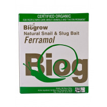 Biogrow Ferramol (Eco-Friendly Slug & Snail Repellent)