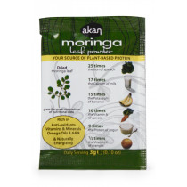 Akan Moringa Powder 3g