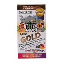 Animal Parade GOLD Childrens Chewable Multi Flavour