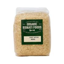 Komati Organic White Basmati Rice