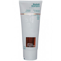 Africa Organics Baobab Shampoo for Dry Damaged Hair