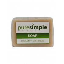 Pure Simple Creamy Oatmilk Soap
