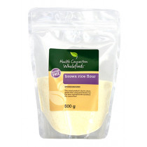 Health Connection Stoneground Brown Rice Flour