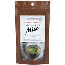 Clearspring Organic Japanese Brown Rice Miso