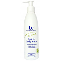 Beautiful Earth Baby Hair & Body Wash