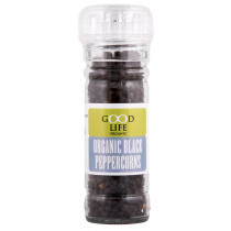Good Life Organic Black Pepper Grinder