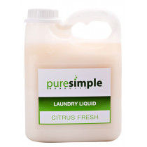Pure Simple Laundry Liquid - Citrus Fresh