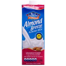 Almond Breeze Unsweetened Almond Milk