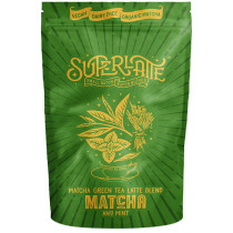 Superlatte Matcha & Mint