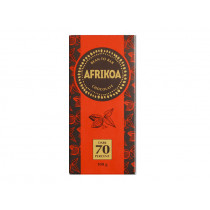 Afrikoa 70% Chocolate Bar