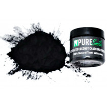 Pure Smile Activated Coconut Charcoal Powder