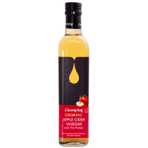 Clearspring Organic Apple Cider Vinegar with The Mother